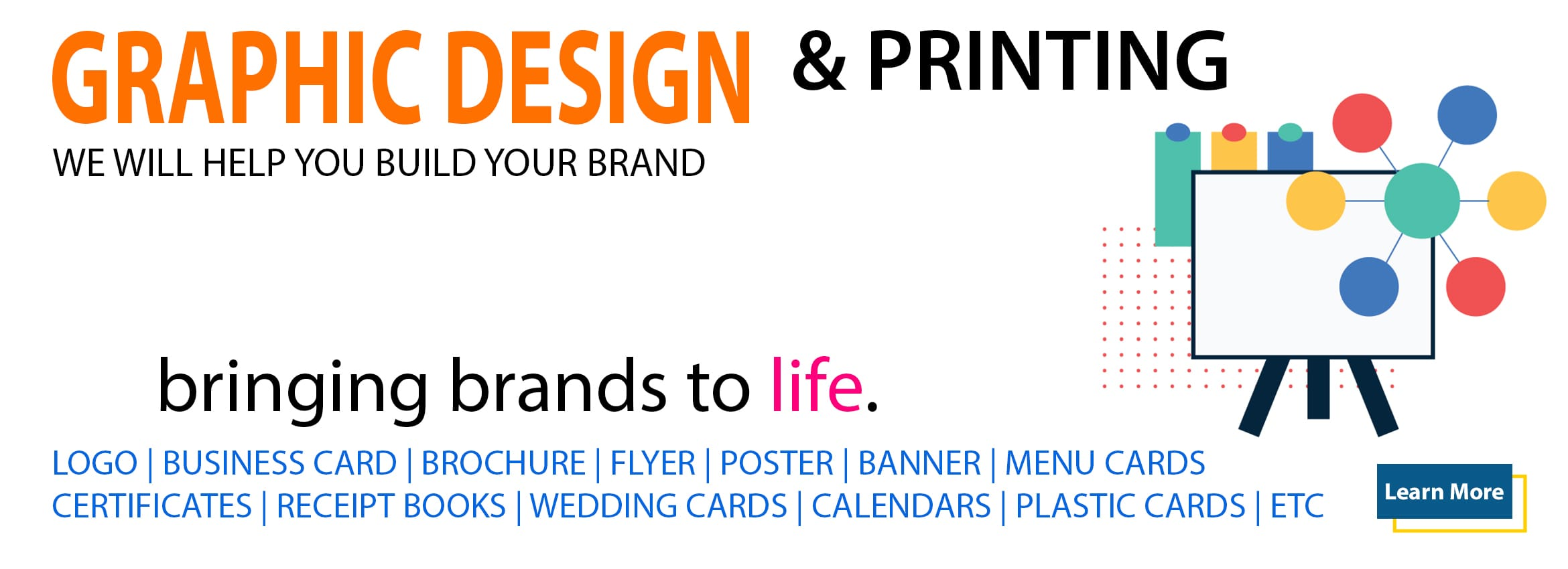 Graphics Design and Printing