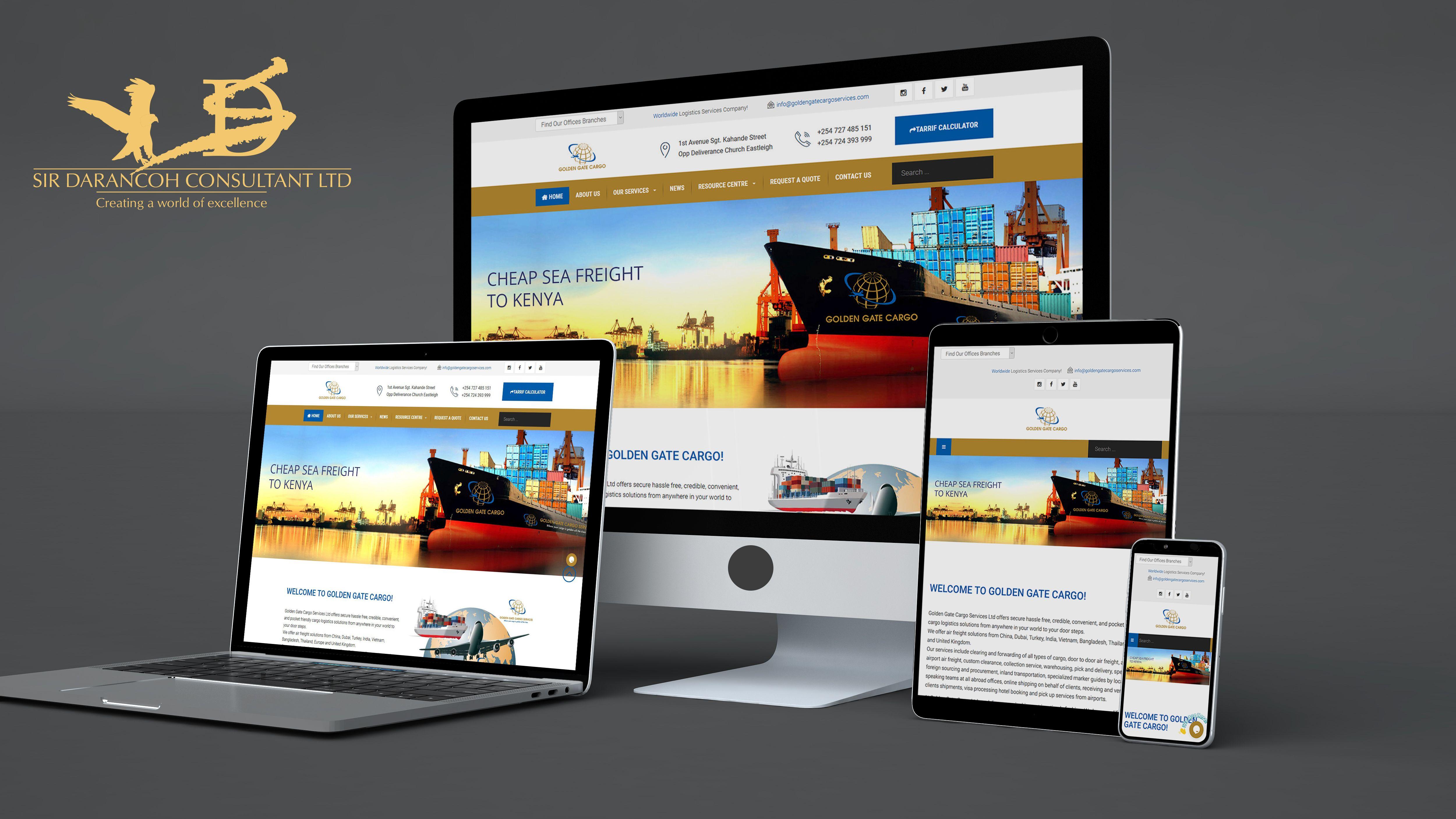 Golden Gates Cargo Limited