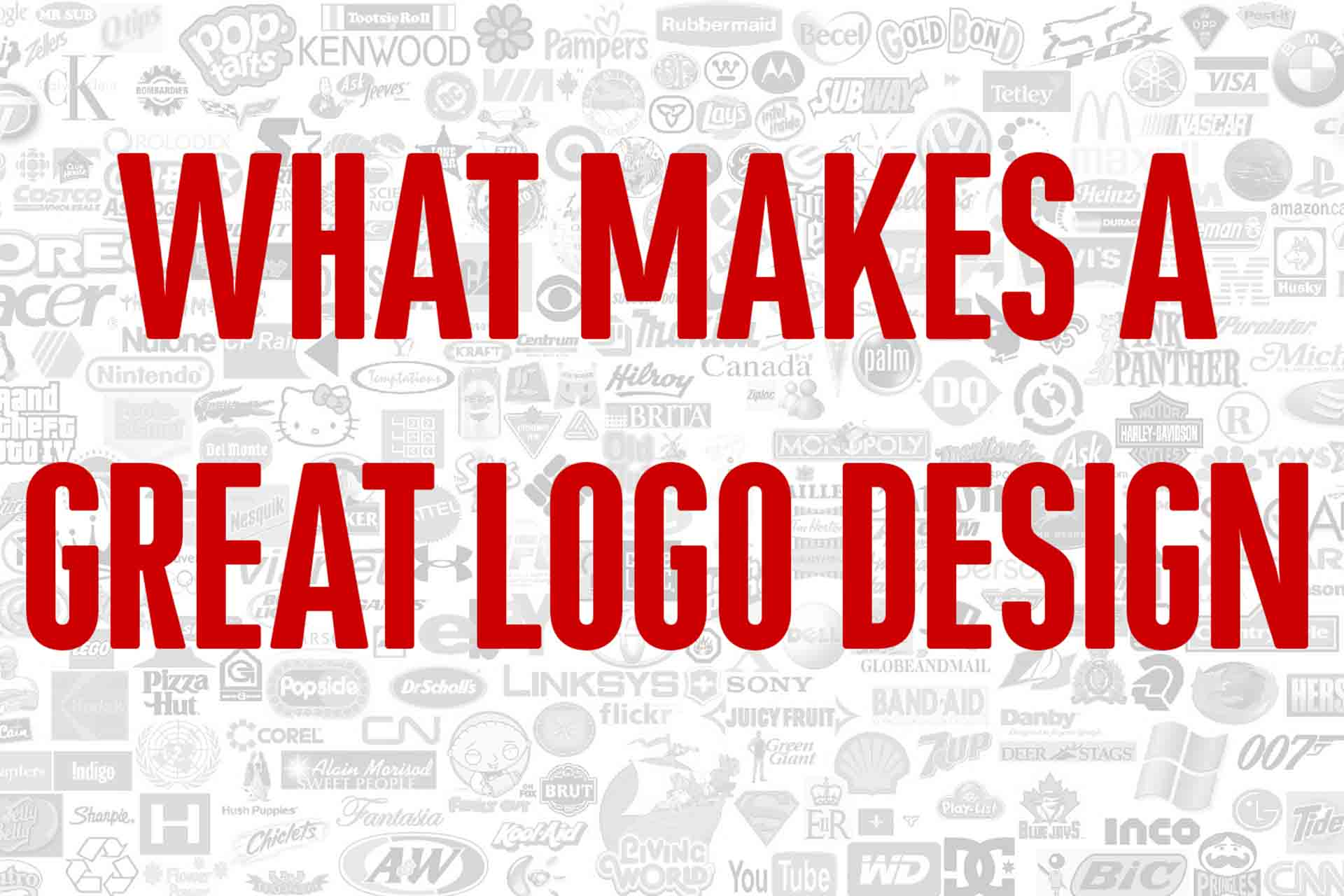 What Make a Good Logo?