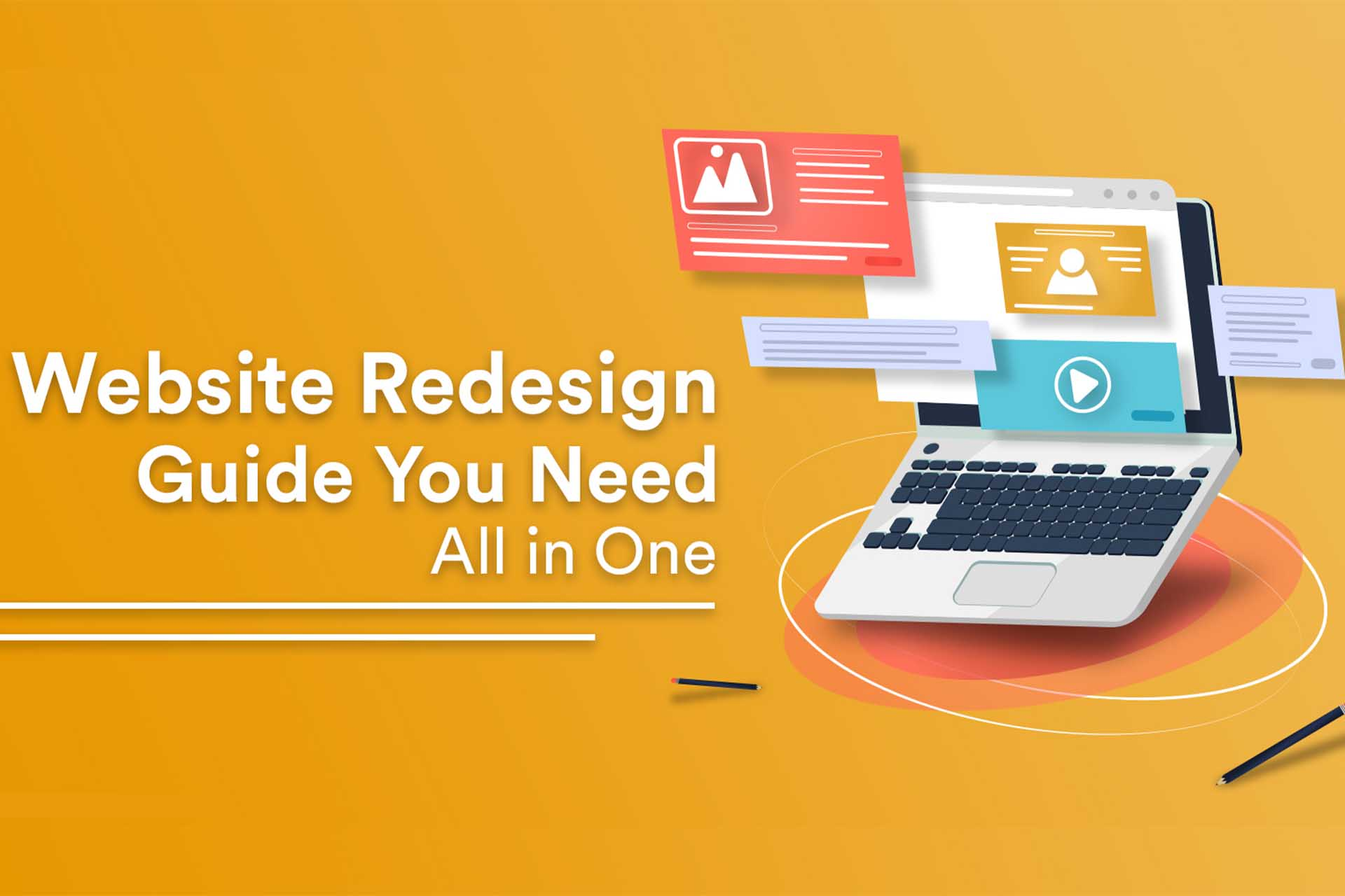 What you should expect From a Website Redesign